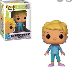 Funko Pop Disneys Doug Patty Mayonnaise